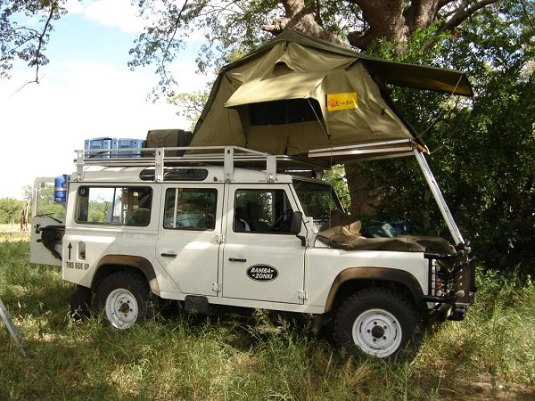 The Eezi-Awn Series 2 Rooftop Tent. & Popular Rooftop Tents !